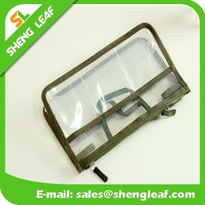 Transparent Clear Fashion PVC Cosmetic Bag pictures & photos