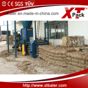 Full Automatic Baler Machine for Recycling Paper