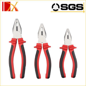 Rubber Handle Good Quality Combination Plier