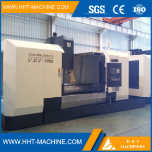 Vmc-1890 Low Cost Hobby CNC Milling Machine