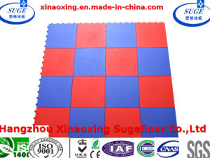 Suspended Interlocking Indoor Futsal Pitches Sports Flooring pictures & photos