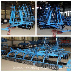 Farm Land Combined Machine Folding Disc Harrow 6.0m pictures & photos