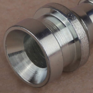 Hydraulic Adaptor Bsp Thread Stud Ends with O-Ring Sealing pictures & photos
