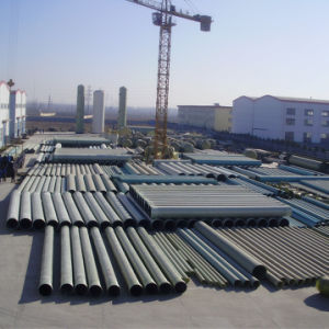 Light Weight Gfrp Fiber Glass Pipe for Irrigation pictures & photos