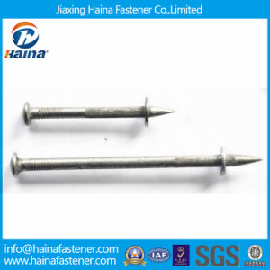 High Quality Machanical Galvanized D4.5mm HDD Shooting Nails pictures & photos