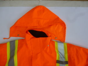 Hot Sale 4 in 1 Reflective Parka with Quilting, Safety Parka, Safety Jacket (DPA020) pictures & photos
