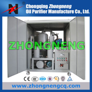 Enclosed Weather- Proof Transformer Oil Filtration System pictures & photos