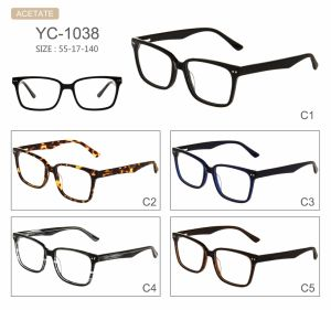 in Stock Cheap Hot Selling New Design Acetate Eyeglasses Eyewear Optical Frames pictures & photos