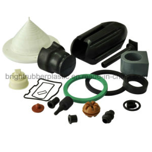 Custom Rubber Products for Silicon Parts pictures & photos