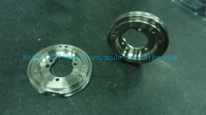 Aluminum CNC Machining Parts for Testing Systems pictures & photos