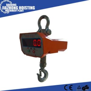 Ocs Crane Scale Digital Weighing Scales 2000kg pictures & photos