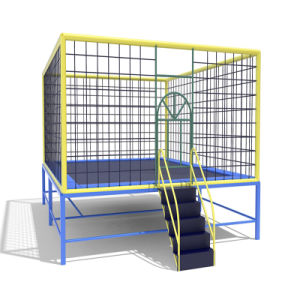 Indoor Trampoline Park Design, Amusement Trampoline Park pictures & photos