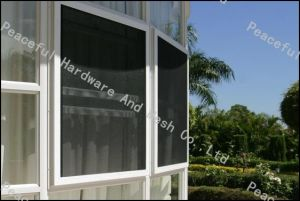 Stainless Steel Security Screen/Security Mesh/Security Window Screen pictures & photos
