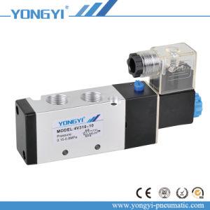 5/3 Way 300 4V310 Series Solenoid Valve Pneumatic Control Valve
