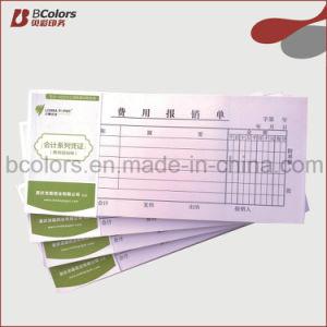 Custom Printed Receipt Books, Receipt Printing pictures & photos