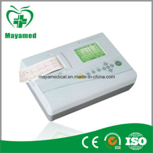My-H001 Medical Equipment Single Channel ECG Machine pictures & photos