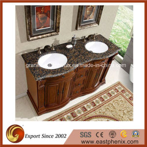 Natural Granite Stone Bathroom Sink pictures & photos