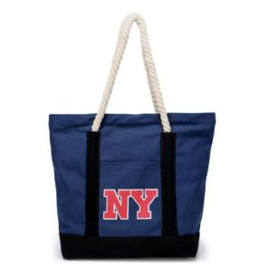 Cheap Ladies Shoulder Shopping Bag Recyclable Shopping Cotton Bag Sh-16031112 pictures & photos