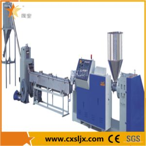 PP/PE/PVC Cold Cutting Pelletizing Line pictures & photos