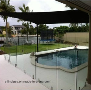 Ultra Clear Toughen Pool Fence Glass pictures & photos