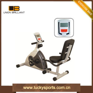 Indoor Domestic Fitness Sports Magnetic Recumbent Exercise Home Trainer pictures & photos