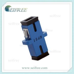 Single Mode Fiber Optics Component Attenuator Adapter pictures & photos