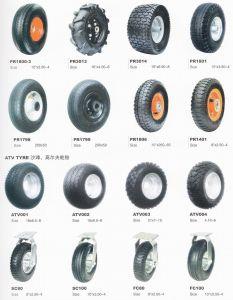 Pneumatic Wheel/Rubber Wheel/PU Wheel/Castor/Wheel/Castor Wheel/PU Castor/Rubber Castor/Plastic Wheel/Swivel Castor