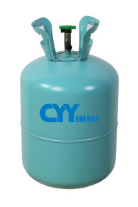 Refrigerant Gas R410A 93% Purity with Good Quality pictures & photos