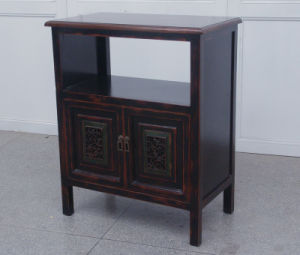 Ochre Soil Fragrance Cabinet Antique Furniture pictures & photos
