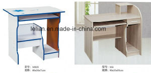 Wood Computer PC Table for Student (LL-TC011) pictures & photos