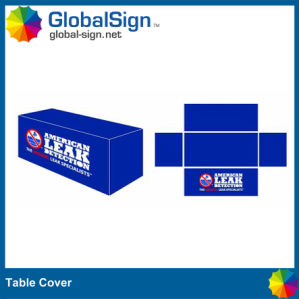 Shanghai Globalsign Hot Selling Table Covers (600D Polyester) pictures & photos