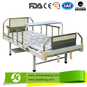 Two Cranks Three Functions Hospital Bed pictures & photos