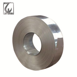 0.7-2.0mm Thickness 300mm Width Q195 Galvanized Steel Strip pictures & photos