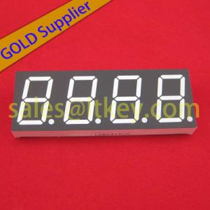 Four Digits LED 7 Segment Display pictures & photos