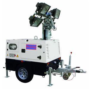 Kusing T1000 Mobile Lighting Tower