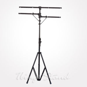 Heavy Duty Lighting Stand with T Bar and Side Bar (TLT105) pictures & photos