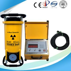 Portable 350kv X-ray Ceramic Directional Flaw Detector NDT Machine