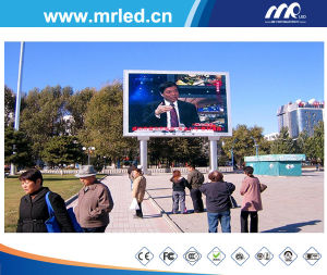 P16mm LED Display Board (1280*960mm) Was Completed Installation DIP346 pictures & photos