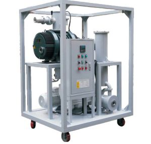 Mobile Double-Stage Vacuum Pump System for Transformer pictures & photos