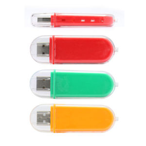 Hot Sale Promotion Gift Classic Plastic Portable USB Memory Stick pictures & photos