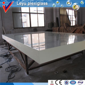 Outdoor UV Resistance Thick Acrylic Sheet