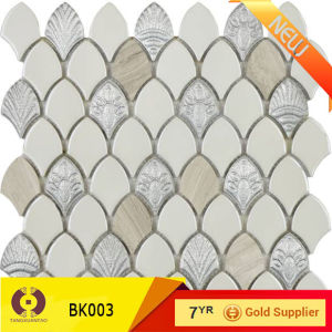 300*300 mm Good Quality Modern Mosaic Decorative Wall Tile (BK003) pictures & photos