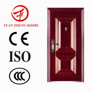 Jinhua City Sliding Amored Stainless Steel Door pictures & photos