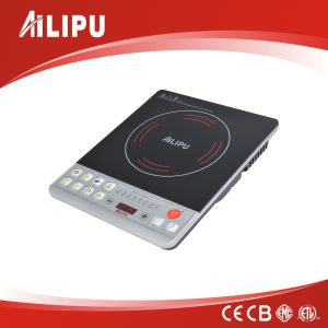 Ailipu Brand Alp-12 2200W Induction Cooker/Electric Stove with Blue Lighting Hot Selling in Turkey, Syria, Egypt and UAE pictures & photos