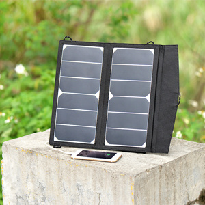Sungold Sunpower Portable Solar Charger Panel 12W pictures & photos