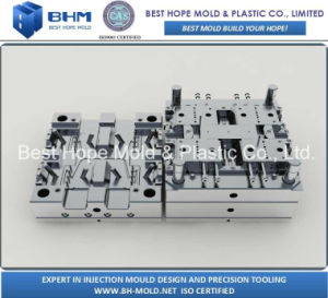High Precision Plastic Mold for Female Luer Lock pictures & photos