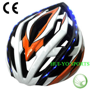 LED Light Helmet, LED Helmet, Flashing Helmet, USB Power Charging pictures & photos