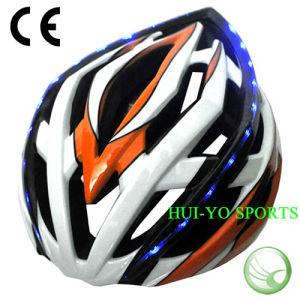 LED Light Helmet, LED Helmet, Flashing Helmet, USB Power Charging