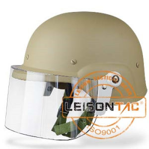 Tactical Riot Helmet with ABS Material of Strong Vibration-Proof pictures & photos