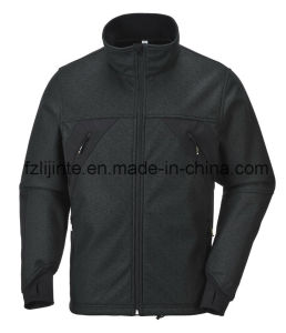 Men′s Softshell Jacket Breathable Workwear pictures & photos